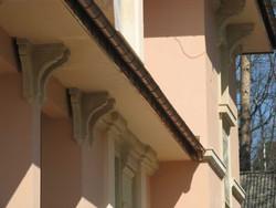 Кронштейны для фасада