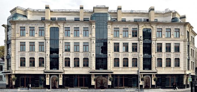 Клубный дом в сердце Москвы-1